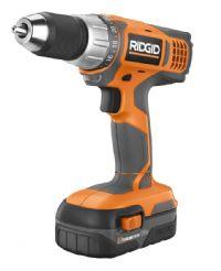 Ridgid R86006 18V Lithium-Ion Compact Drill