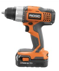 Ridgid R86007 18V Lithium-Ion Fuego Compact Drill/Driver