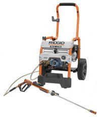 Ridgid RD80701 3000 PSI / 2.6 GPM Premium Pressure Washer