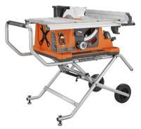 Ridgid TS2410LS Portable Table Saw w/Stand