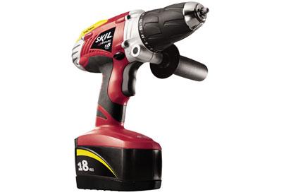 Skil 2887-06 18 Volt X-Drive Cordless Drill/Driver w/Stud Finder