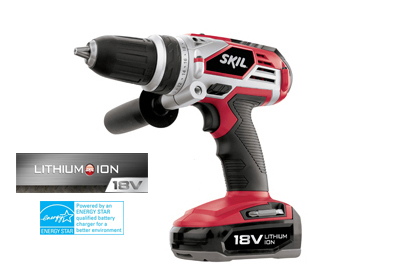 Skil 2895LI-02 18V Lithium Ion Cordless Drill/Driver