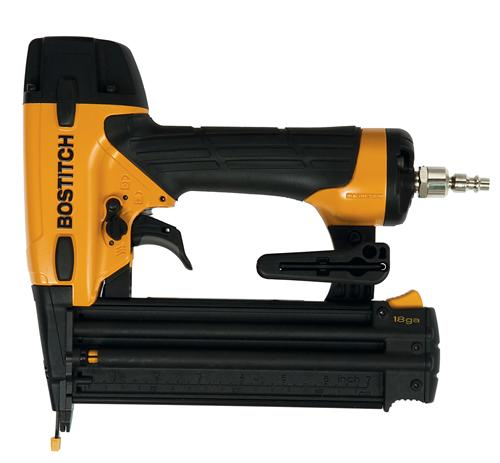 Stanley Bostitch BT1855K 18 Gauge Brad Nailer Kit