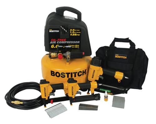 Stanley Bostitch CPACK3 3-Tool Finish & Trim Combo Kit