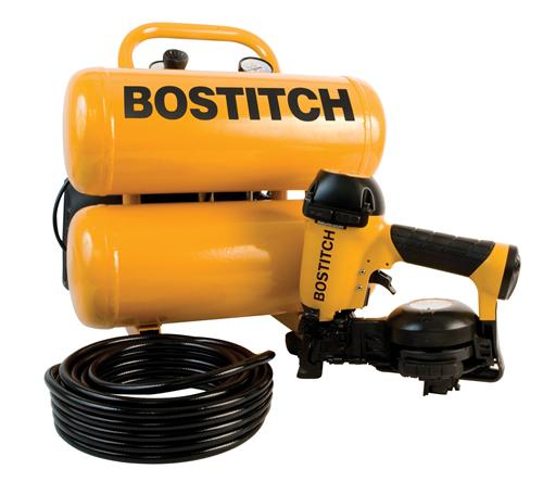 Stanley Bostitch CPACKRN46 1-Tool & Compressor Combo Kit