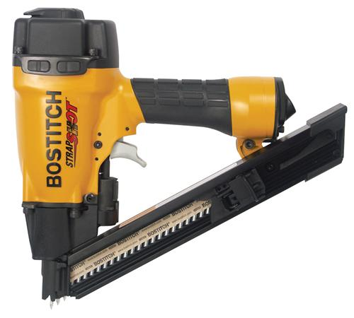 Stanley Bostitch MCN150 STRAPSHOT™ Metal Connector Nailer