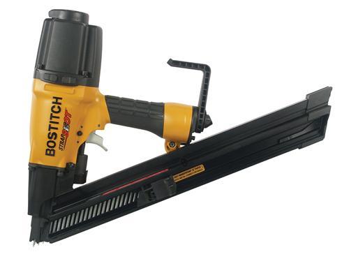 Stanley Bostitch MCN250 Metal Connector Nailer STRAPSHOT™