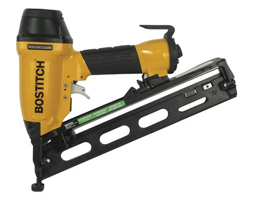 Stanley Bostitch N62FNK2 15-Gauge Oil-Free Angled Finish Nailer Kit