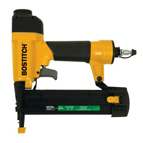 Stanley Bostitch SB2IN1 Combo Brad Nailer / Finish Stapler Kit