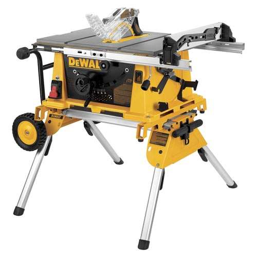 Dewalt Dw744xrs 10 Quot Compact Job Site Table Saw W Rolling